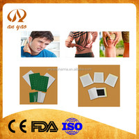 chinese herbal magnetic pain relief patch for arthritis, angiitis and varicosity