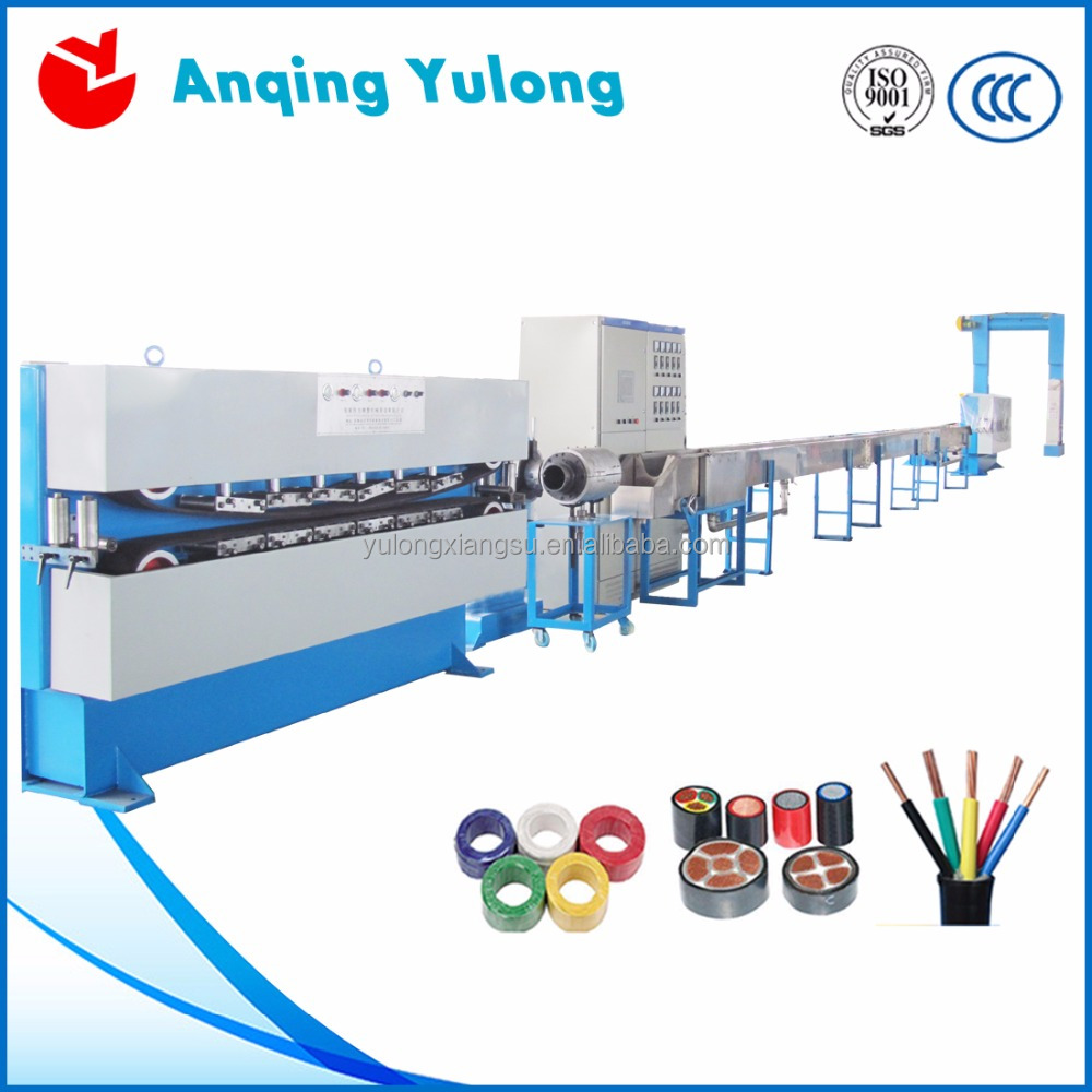 Contact Supplier Leave Messages copper wire making machine/cable making equipment/plastic extruding machinery