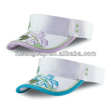 2013 trendy sun visor hats