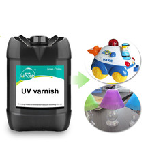 Uv Varnish for Protective Plastic PVC PE PVDF Coating on Surface with High Quality