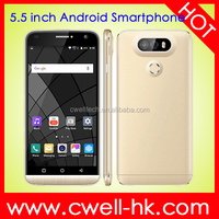 New arrival X-BO mobile phone 5.5 inch quad core X-BO G5 smartphone android 5.1