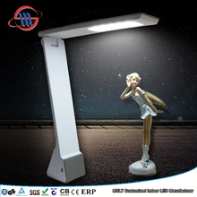 China Supplier LED Table Lamp USB Folding Rechargeable LED Desk Lamp With USB Port