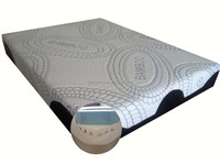 Hard Foam Mattress, China Mattress Factory, Bamboo King Size Mattress