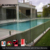 Glass Pool Fencing with tempered glass