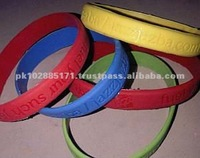 Promotional Silicon Bands