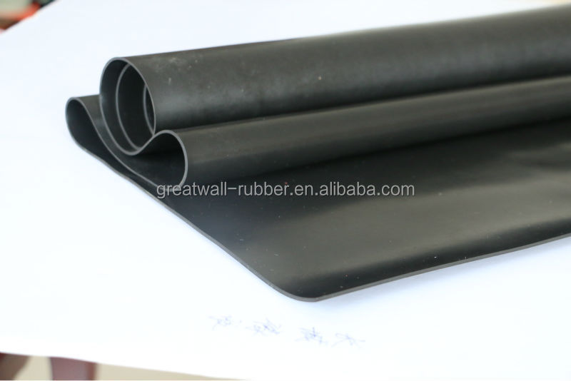Industrial commerical grade hot selling SBR rubber flooring mat