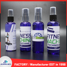 Indoor fitness walking motorized treadmill lubricant silicone fluid with small bottle packed