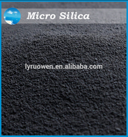 A pozzalanic material prefabricated concrete additive micro silica fume for prefabricated concrete pipe pile