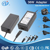 XingYuan 12v 3a 36w 12v 3a power supply switching for cctv power supply box