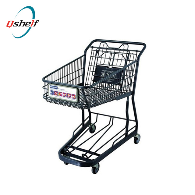Japanese style supermarket Shopping Trolley