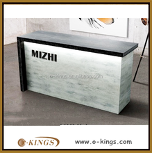 modern led bar counter/ luxury furnitures/bar furniture sets