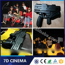 New Business Project Game Machine 5D 6D 7D Cinema Simulator Riders
