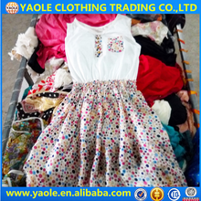 shijiazhuang YAOLE used clothes factory wholesale container used bulk used toys used shoes unsorted used clothing