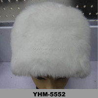 manufacture Nordic ushanka hat New Ladies Faux Fox Fur Russian Cossack Style Winter Hat