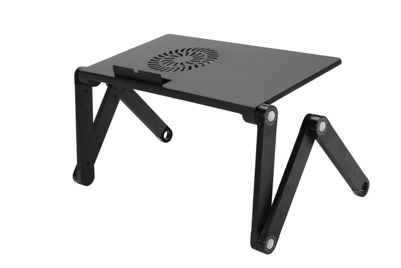 Humanization of Notebook Computer Table