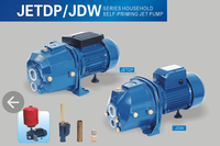 JDW 1HP Double Pipe Low Pressure