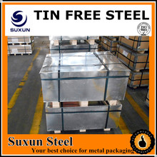 BA Tin Free Steel sheet Scroll cutting Tinplate