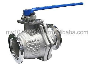 2-WAY BALL VALVE FLOATING TYPE