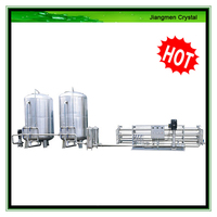 50T/H reverse osmosis purification water treatment plant for drinking