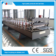 hot-sale cold roll forming machinery for roof and wall high quality