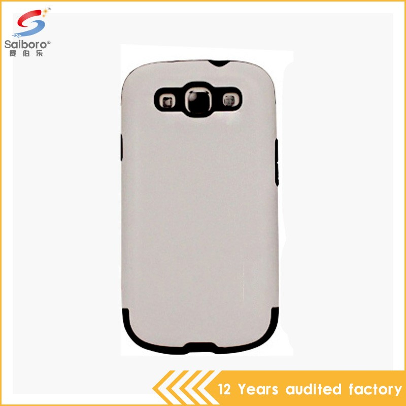 Trade assurance shockproof stylish case cover for samsung galaxy s3 i9300