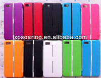 two folding plastic hard case cover for Blackberry Z10