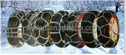 wells supply snow tire protective chain
