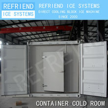 20FT Container Cold Room With Copeland Compressor Unit