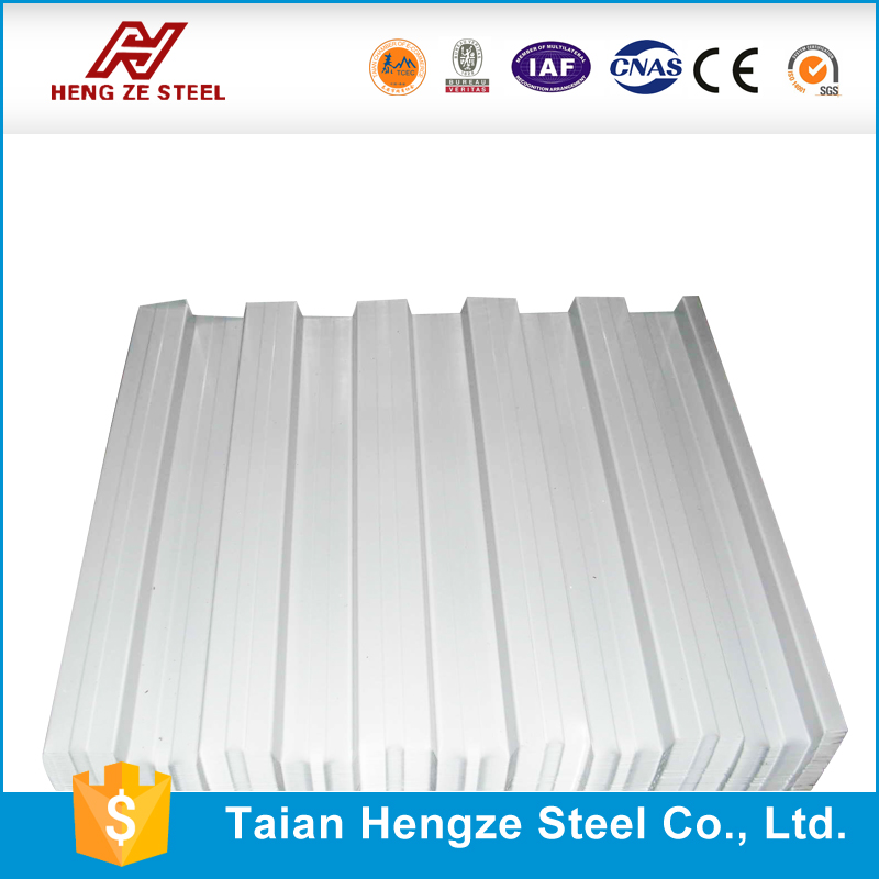 Cheap Galvanised Steel Metal/Tin Box Profile Roofing Roof Sheets