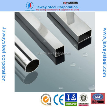 Factory Directly Supply Stainless Steel Welded Pipe For Decoration