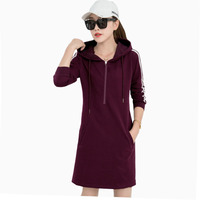 Oem High Quality Casual Dress Loose