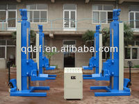 cheap movable 4 post used car lifts for sale