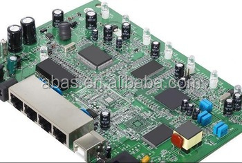 multiayers board 94vo rohs fr4 PCB with immersion gold for electronics shenzhen factory