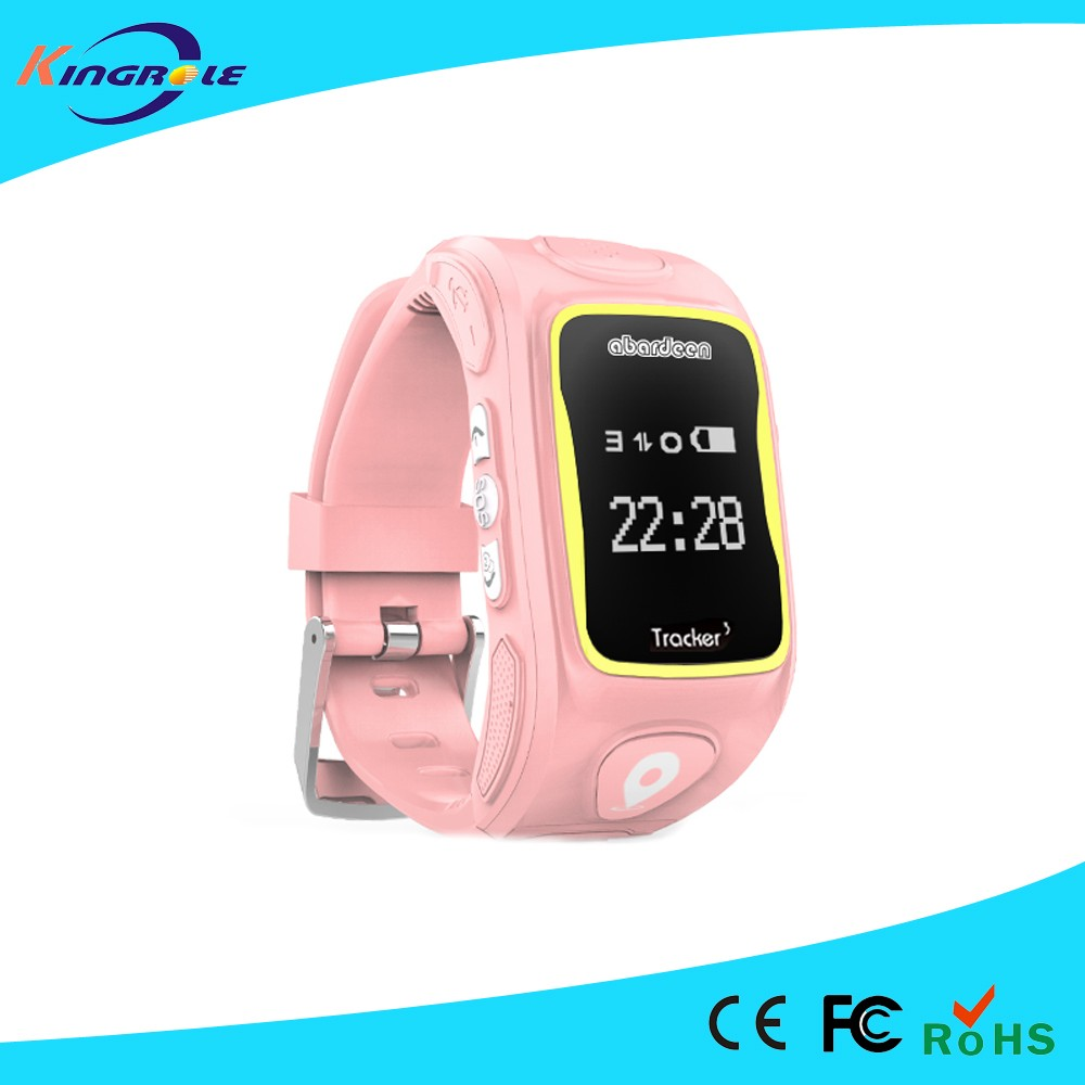 Smart phone watch with speaker and pedometer for kids from China manufacturer