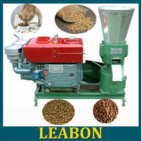 Good Performance 0.5t ph Automatic Small Feed Pelletizer Machine