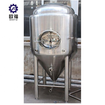 Factory supply copper fermentation equipment wine fermentation tank with high quality