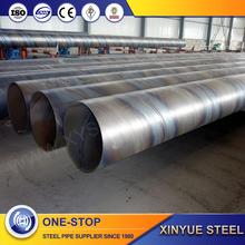 Piling Tube, Port Contruction Piling Pipe, Piling Spiral SAW Pipe