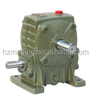 WPA series cast iron industrial use drill speed reducer