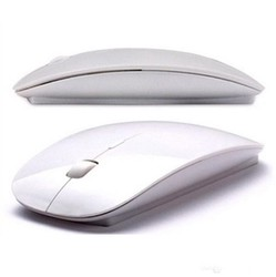 2.4G Wireless Mouse Optical Technology with USB Micro Receiver for Computer PC in Crystal Retail Box Various Colors Free DHL