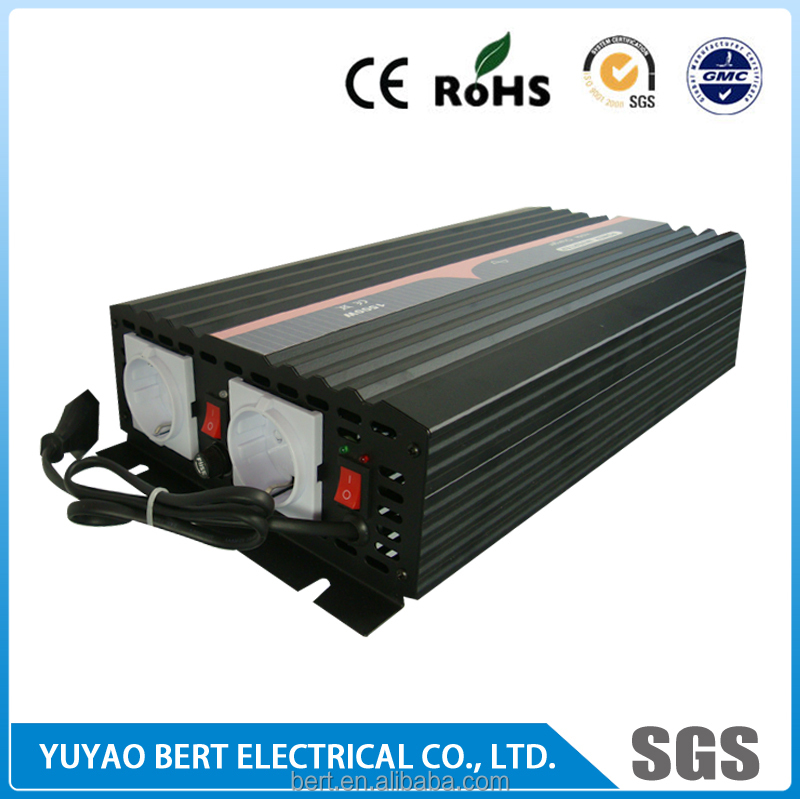 Inverter with charger UPS series 12V DC TO 230V AC 1500W 20A Pure sine wave power (UPS-BT-1500W)