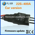brushless ESC motor 22S 400A ESC for RC car