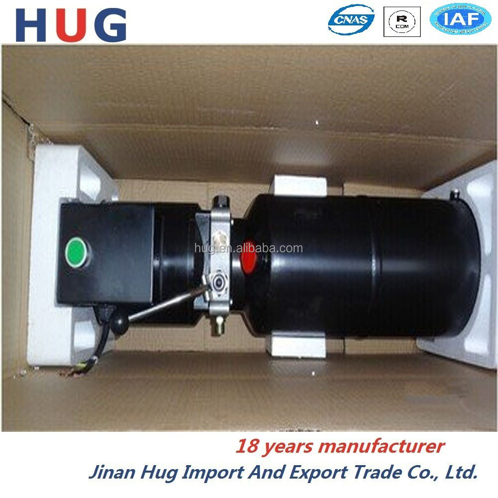 Manufacturer supply hydraulic power unit for Manipulator