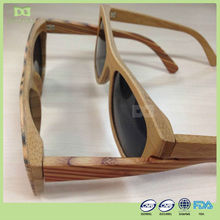 2014 oem 100% nature wholesale bamboo and wood sunglasses
