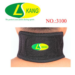 L/Kang Heated Crossfit Neoprene Neck Exercise Equipment