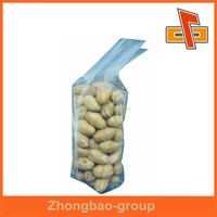 Retain freshness package pouch vacuum seal bags with waterproof feacture
