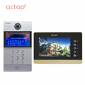 Manufacturer ACTOP IP multi apartment video intercom system