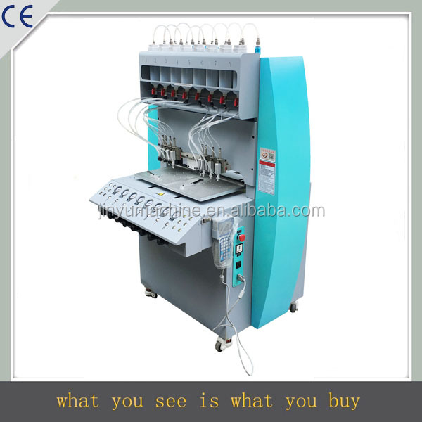 JY-B01 silicone phone tag making machine,mobile case machinery