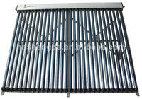 10 years guarantee Pressurized evacuated tube Heat pipe solar collector