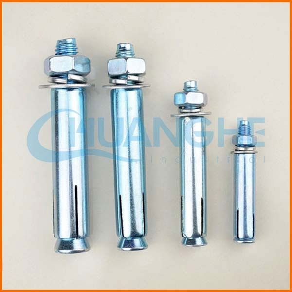 High quality low price fence post metal sleeve anchor
