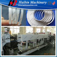 pet packing strap strapping band extrusion pp strap making machine